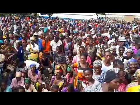 PF Mobilization Campaign in Luapula Province