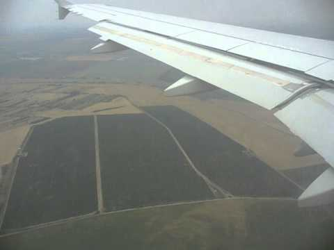 Landing - Bratislava International Airport, Slovakia
