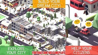 Idle City Builder Android Ios Gameplay  By Rsgapps - Best Idle Games