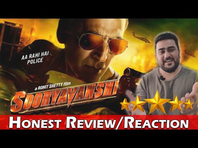 Sooryavanshi: Official Trailer Reaction   Akshay Kumar   IAmFawad