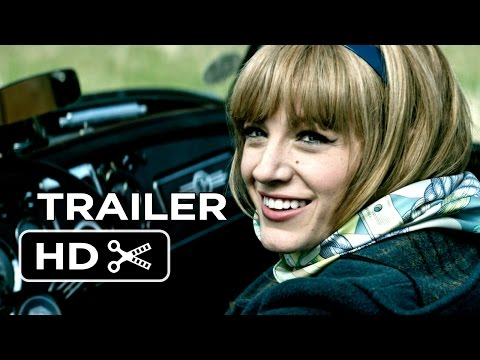 The Age of Adaline Official Trailer #2 (2015) - Blake Lively, Harrison Ford Romantic Drama HD