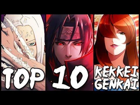 Top 10 Kekkei Genkai In Naruto Shippuden