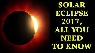 Solar Eclipse 2017 : Where to watch, Precautions, Duration of Eclipse | Oneindia News