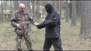 Самооборона против ножа