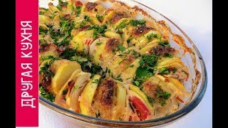 Котлеты с картошкой по-новому! Вкусный обед для всей семьи