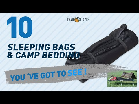 Texsport Sleeping Bags Collection // Top 10 Best Sellers