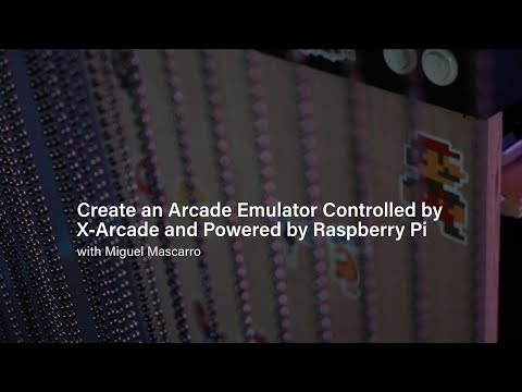 RetroPie + X-Arcade Setup - YouTube