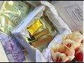 Бьютибокс корейской косметики от White box, уход для волос DSD de luxe, Sabon, покупка одежды.