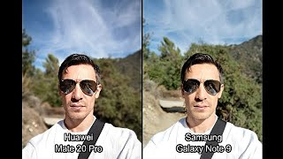 50 Photo Comparisons: Huawei Mate 20 Pro -vs- Samsung Galaxy Note 9 (Winner?)