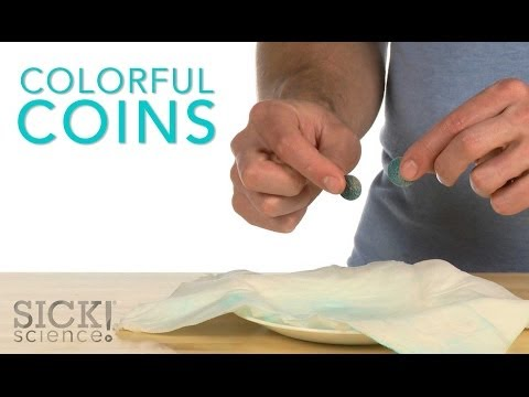 Colorful Coins - Sick Science! #193