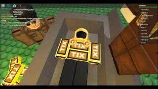 SAYING GOODBYE TO TIX 2016 /Roblox