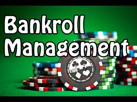 Poker Bankroll Management Strategy – Poker Fundamentals Course - Texas Holdem Poker Strategy 2015