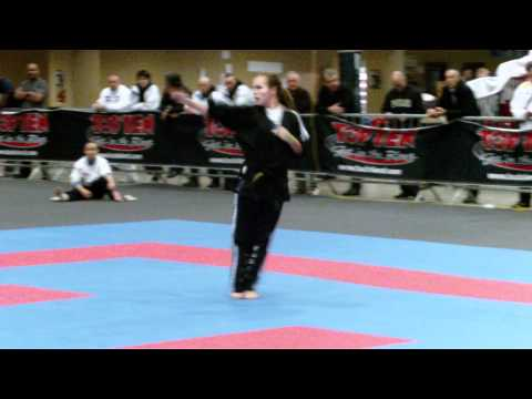 WAKO World Championship Dublin 2011 - MF Hard Style Open Hand