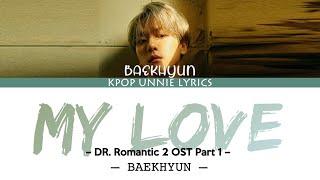 Baekhyun My Love