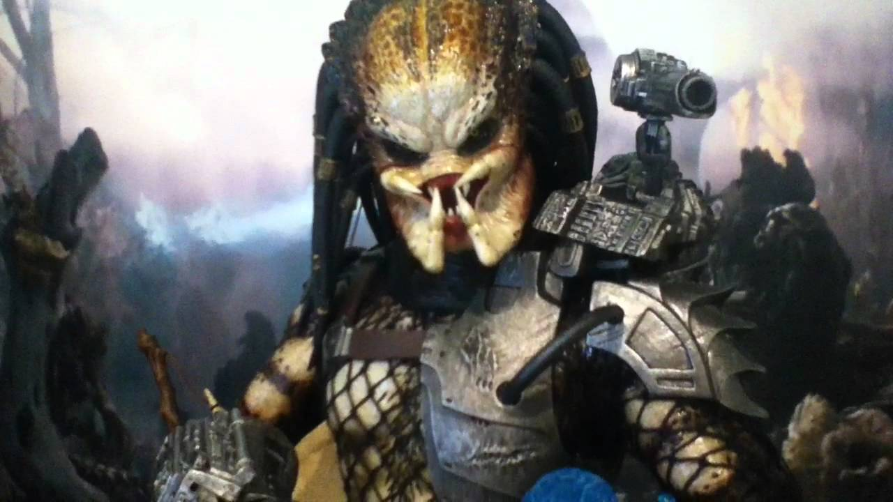 hot toys predators classic predator review exclusive