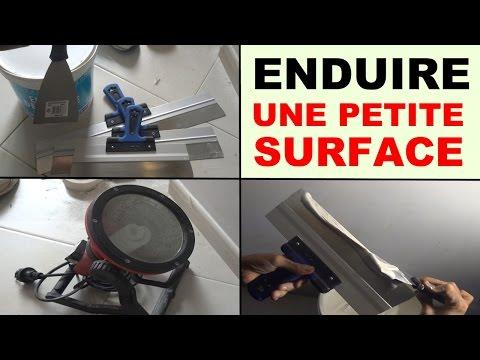 Enduire Un Mur Intérieur Plafond De Petite Surface By