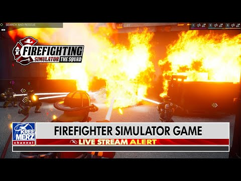 Firefighter Simulator - The Squad - via Kreemerz |