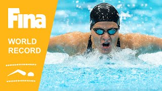 Kirsty Coventry (ZIM) - 200m IM - World Record