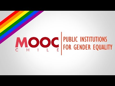 Gender Equality & Sexual Diversity | Lesson 27: Public Institutions for Gender Equality