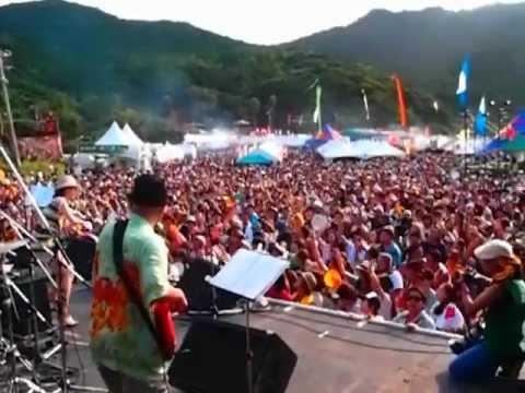 2012 SunsetLive 金原千恵子&Band Of Gypsies