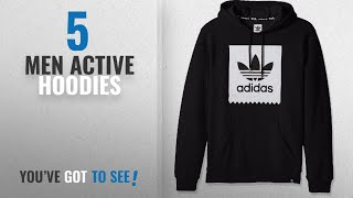 Adidas Originals Active Hoodies [ Winter 2018 ]: adidas Originals Men