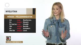 Szólalj meg! – németül, 2017. június 16.