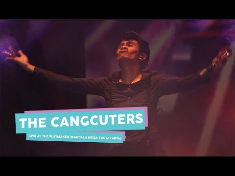 [HD] The Cangcuters - I Love You Bibeh (Live at Yogyakarta, September 2017)