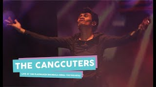 Gambar cover [HD] The Cangcuters - I Love You Bibeh (Live at Yogyakarta, September 2017)