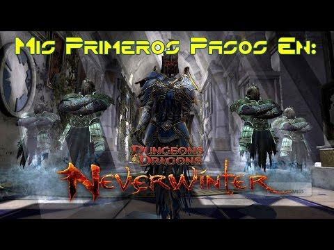 Mis Primeros Pasos En: Dungeons & Dragons Neverwinter / Gameplay En Español