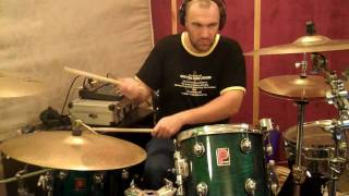 Sidney Polak proba Piotr Pniak bebny 22.10.2009