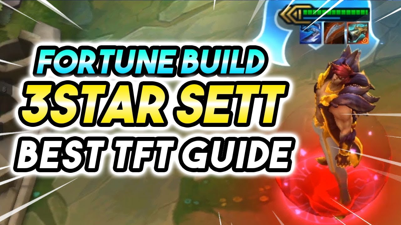 TFT COMP GUIDE] SETT LEARN TO PLAY FORTUNE MAGE ASOL | TFT COMPS | TFT BEST  COMP - YouTube