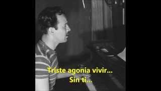 Pedro Infante - Mi Ultimo Fracaso (Letra)