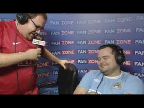 zone Manchester United vs Manchester City 43 200909