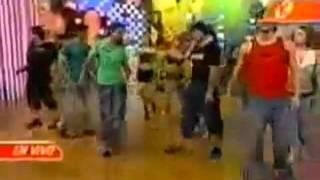MEKANO 2003 TEAM MEKANO MIX BORIQUA MEGA