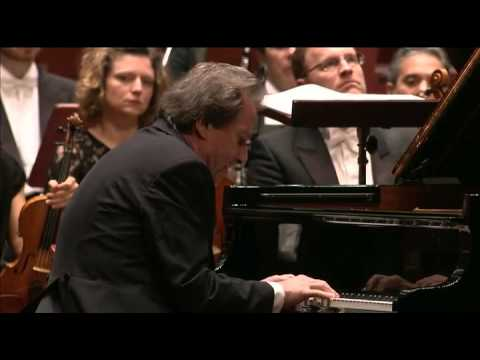 Buchbinder Brahms Piano Concerto in D minor op.15
