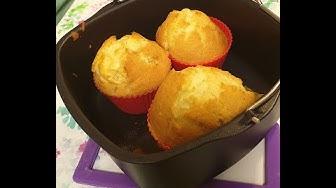 Airfryer muffinssit
