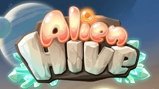 Alien Hive iOS, Android Gameplay