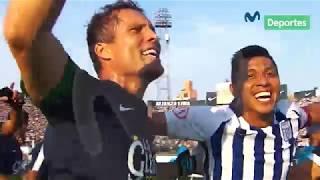 Alianza Lima campeón 2017: ¡la celebración del plantel en la cancha de Matute!