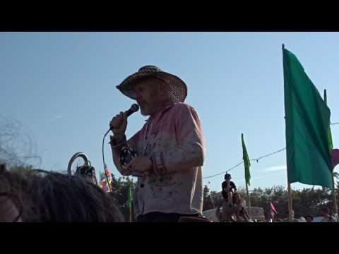 Mik Artistik - The Bandstand, Glastonbury June 21st 2017