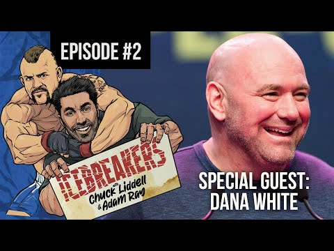 Dana White on Chuck Liddel's new podcast