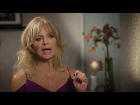 Tania Bryer and Goldie Hawn  CNBC Conversation
