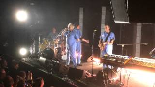 HARDCORE DEVO TOUR 2014: Performing experimental music the band cre...
