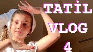Tatil Vlog 4 Ecrin Su Çoban