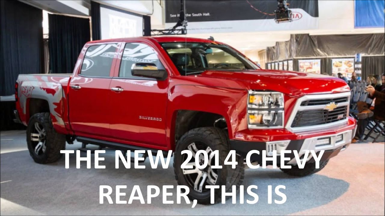 The New 2014 Chevy Reaper