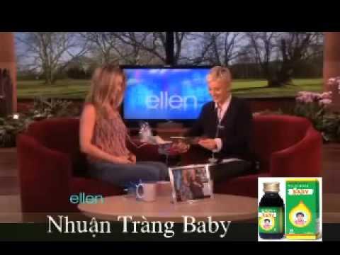 """Jennifer Aniston """"xài chung"""" áo ngực rung điện với Ellen"""