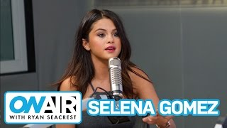 selena gomez talks marriage on air with ryan seacrest