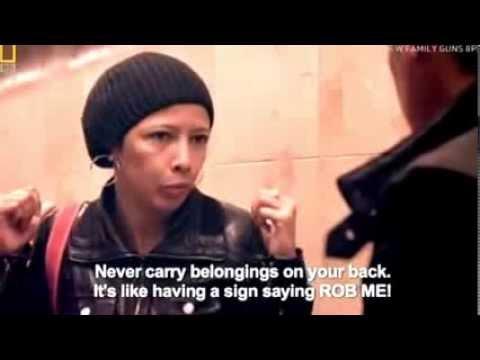 Scam City: Barcelona - Pickpocket Proof Advices (from Vigilante Eliana Guerrero)