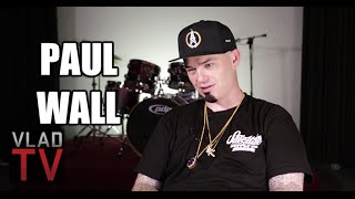Paul Wall Talks Facing Racism with Black Wife