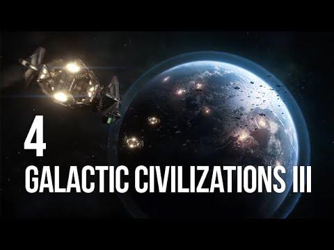 Galactic Civilizations III - Let's Play pt 4  