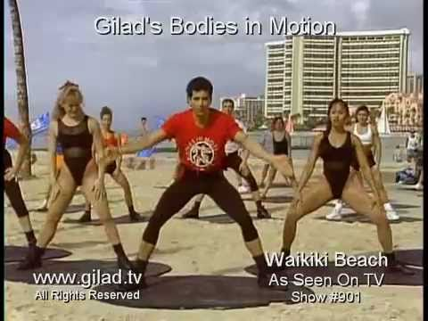 Gilad's Bodies in Motion - Waikiki Beach - Show no 901
